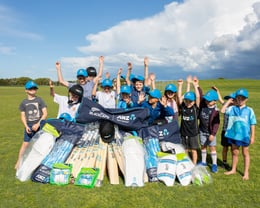 ANZ haul going towards supporting Cricket in Papamoa